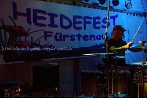 Dietmar & Friend's beim Heidefest Fürstenau