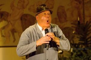 Kabarettist Ralph Richter